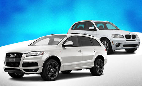 Book in advance to save up to 40% on SUV car rental in Bagcilar